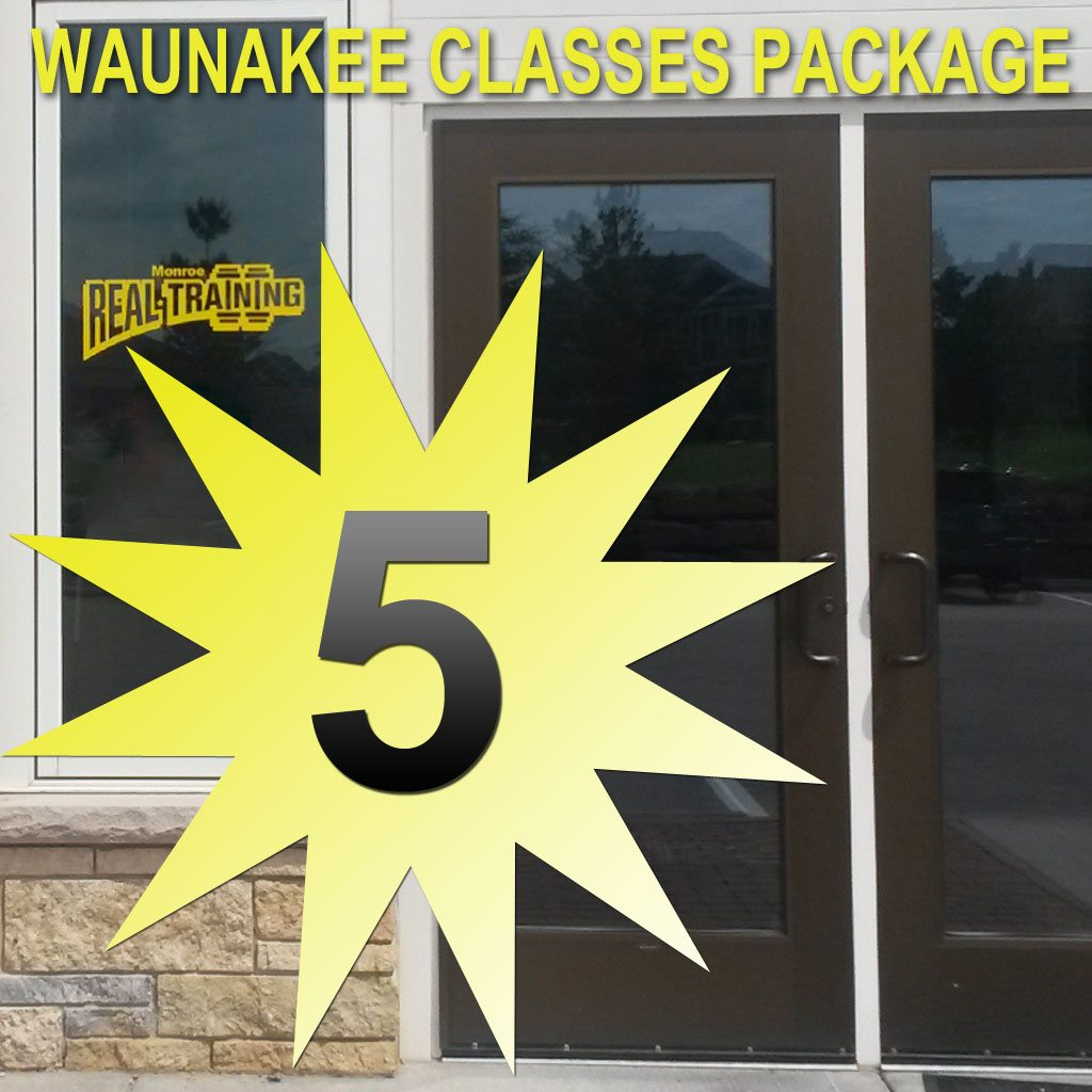 Waunakee 5 Classes Package